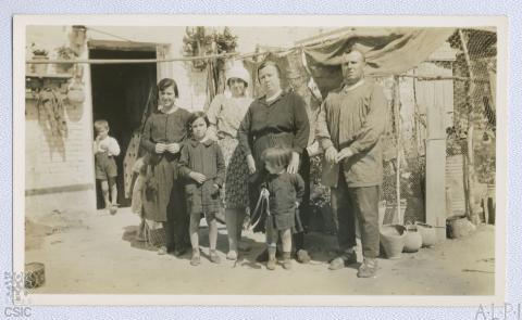 Familia de Camarenilla (Toledo). FRC
